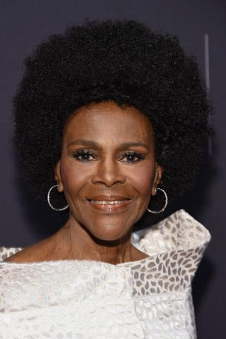 Cicely Tyson      Mike Coppola/Getty Images