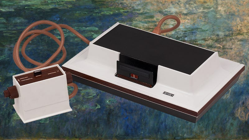 Illustration for article titled Video Games as Modern Art: MoMA Acquires Pong, Minecraft & First Console
