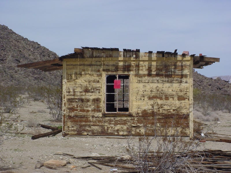 Illustration for article titled The Haunted Beauty of California's Desert Ruins