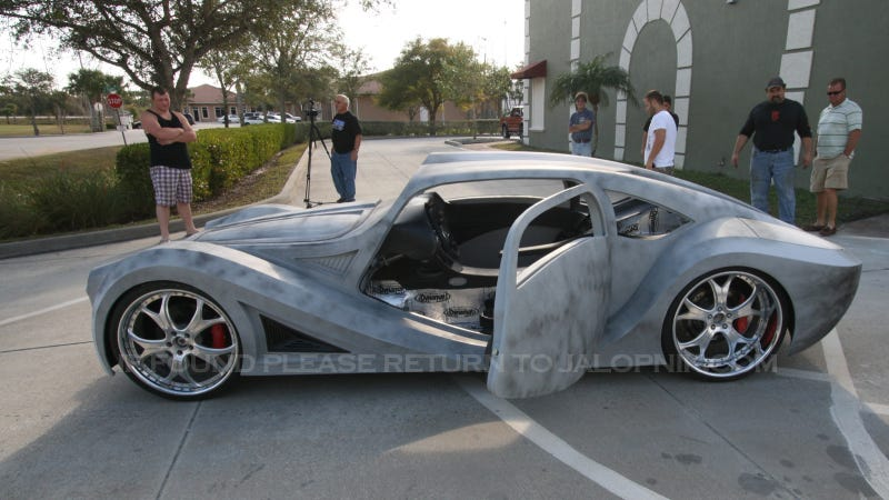 Exclusive Will I Am S 900 000 One Of A Kind Car Is Actually A