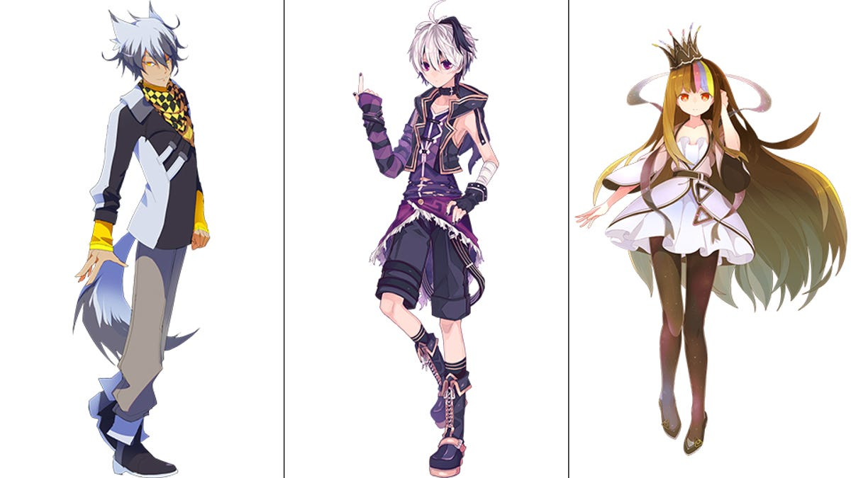 Vocaloid Singers Have the Coolest Character Designs