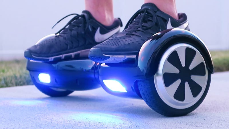 Illustration for article titled UK Bans Hoverboards But Seriously Stop Calling Them Hoverboards