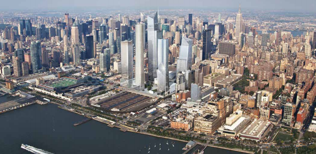 How Nyc S Newest Neighborhood Will Float Above An Active