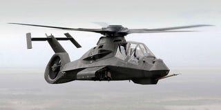 Illustration for article titled El helicóptero de combate de 7.000 millones que no se llegó a fabricar