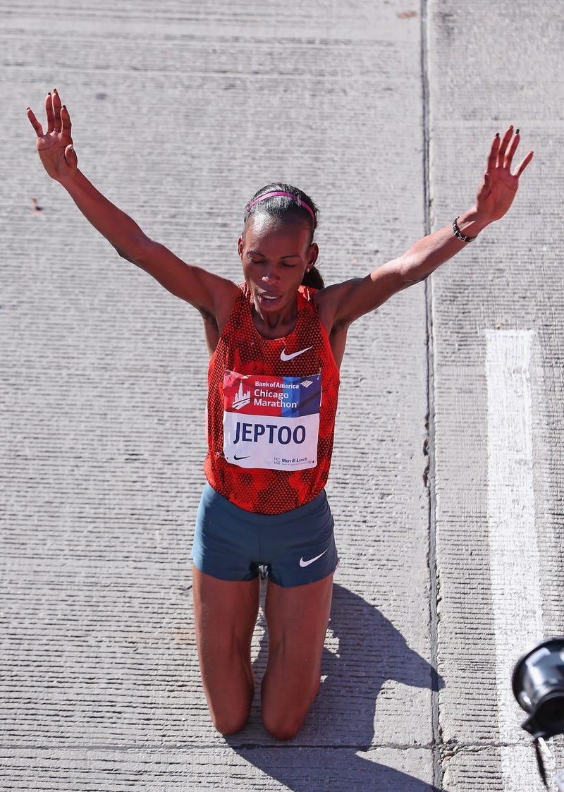 Will Rita Jeptoo's Failed Drug Test Unravel Kenyan Running?