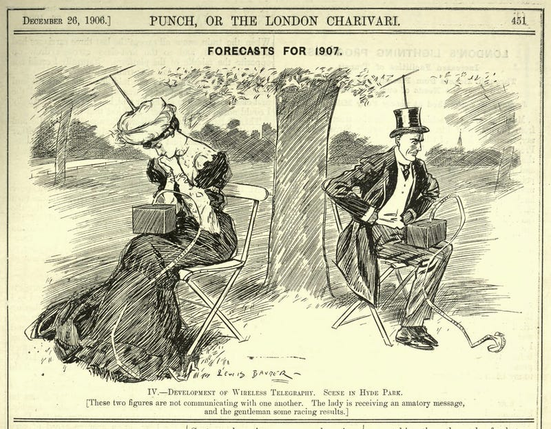 Imagen: Punch Publications London/University of Toronto Libraries