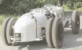 Illustration for article titled Riley TT Racer - 1933