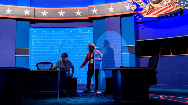 Presidential Debate Commission Clearly Not Playing With a Full Deck