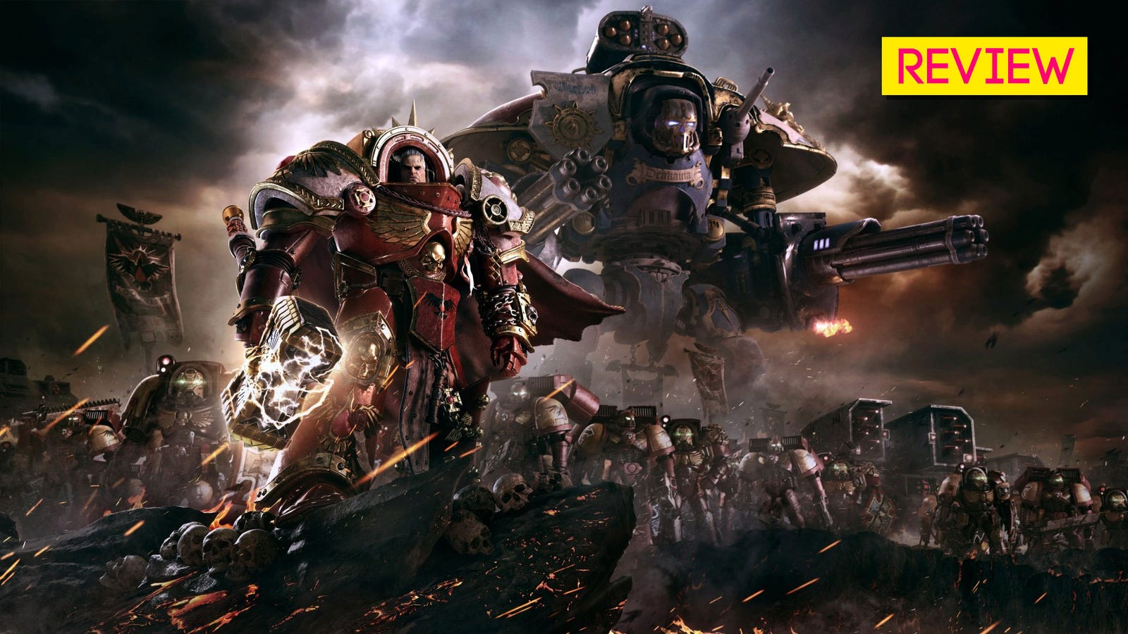 Dawn Of War 3: The Kotaku Review