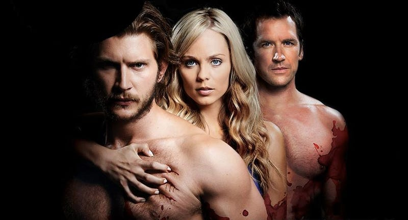 Illustration for article titled Laura Vandervoort reveals the sexy werewolf secrets of Syfy's Bitten