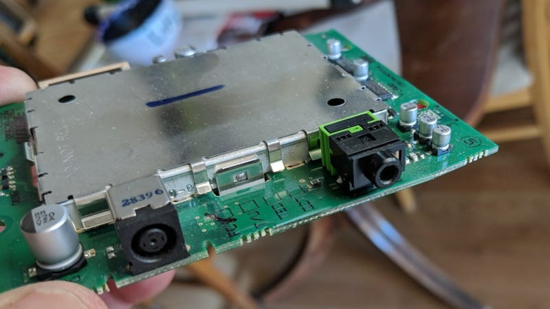 Illustration for article titled Soldering a Board? Hacking needed.