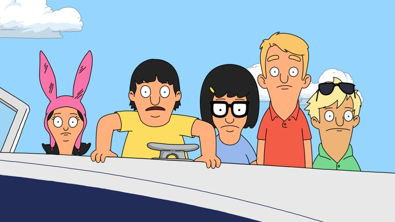 Illustration for article titled Bob's Burgers offers the one thing more annoying than Gene: Yacht people!