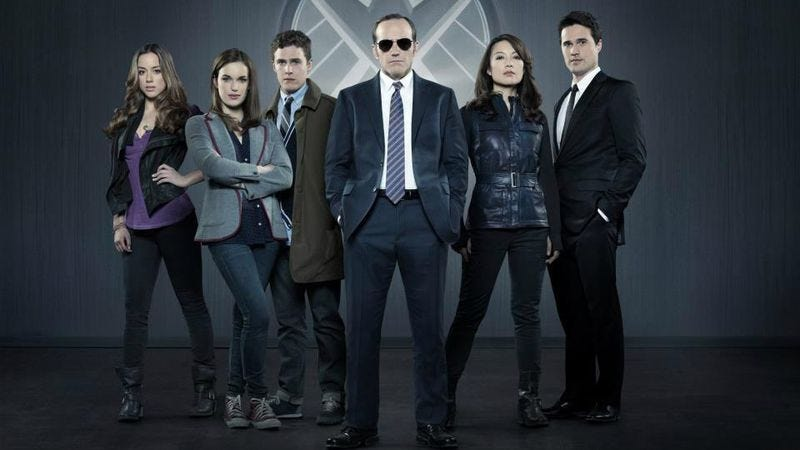 Illustration for article titled ABC picks up new Marvel show S.H.I.E.L.D., latest from Awake creator, 10 other new shows