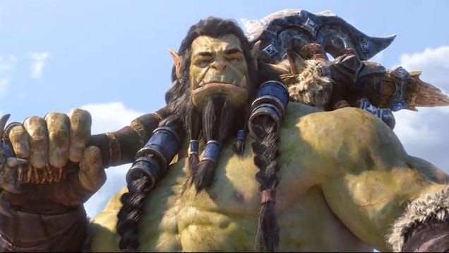 Family Life Has Turned One Of World Of Warcraft's Greatest Heroes Into Mel Gibson