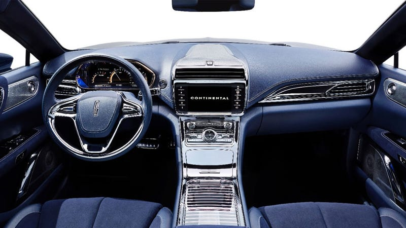 2016 Lincoln Continental Concept >> 2016 Lincoln Continental Concept This Is It