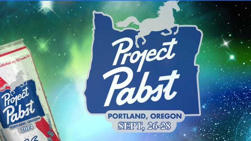 Illustration for article titled Portland to host PBR-sponsored music festival, purge hipster stereotypes in cleansing fire