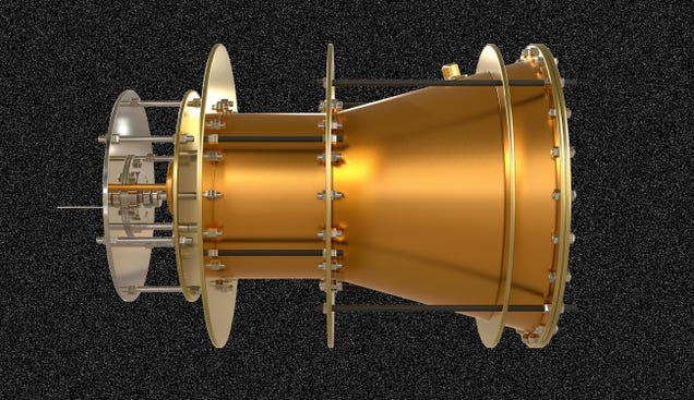 EmDrive, the  Impossible  Engine Tested by NASA, Is Knocked Down Once Again