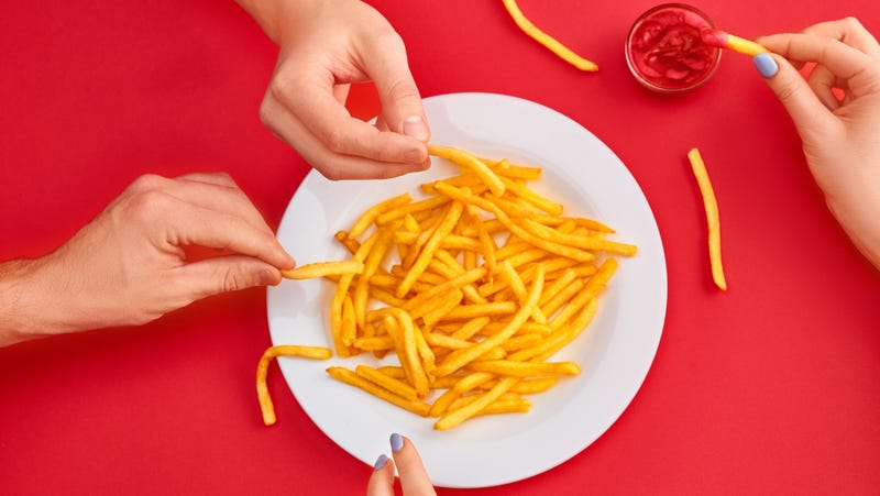 Illustration for article titled Last Call: Your thoughts on the French fry matrix?
