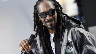 Snoop DoggLOIC VENANCE/AFP/Getty Images