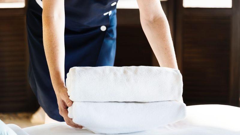 Illustration for article titled Esto es todo lo que deberías hacer antes de abandonar una habitación de hotel