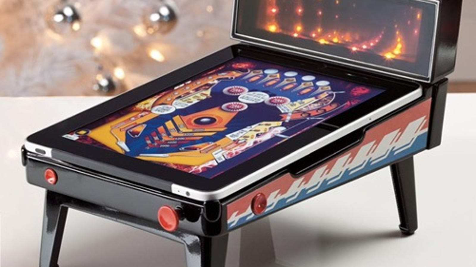 Turn Your iPad or iPhone Into a Pinball Machine