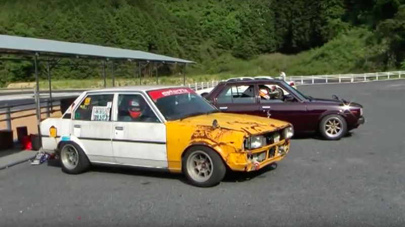Illustration for article titled It's Probably For The Best If I Don't Watch This Corolla Drift Video