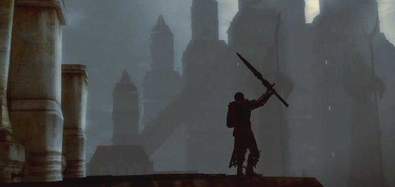 Illustration for article titled Dragon Age II Trailer Rises To Power