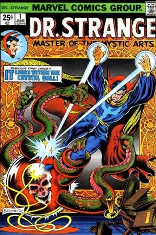 Illustration for article titled An Idea For Doctor Strange Movie Casting