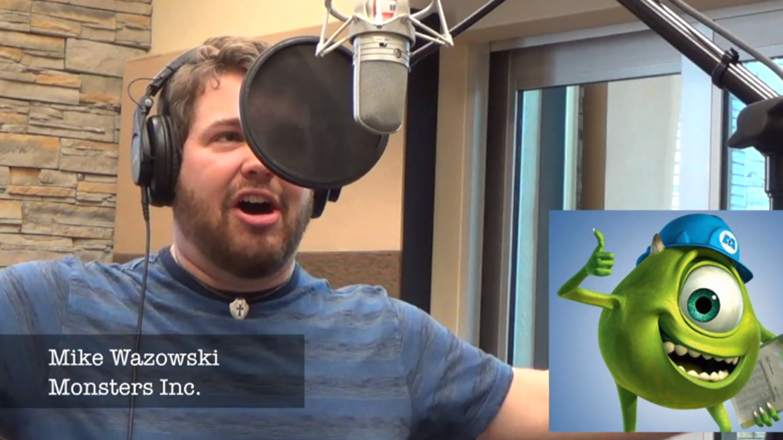 """Watch this impersonator sing """"Let it Go"""" in TWENTY-ONE Disney voices"""