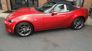 Washington Mazda Dealer Can't Move This Launch Edition 2016 MX-5