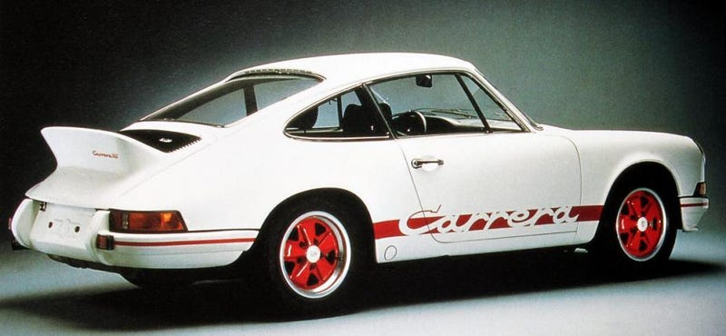 Illustration for article titled I used to dislike the 2.7L carrera