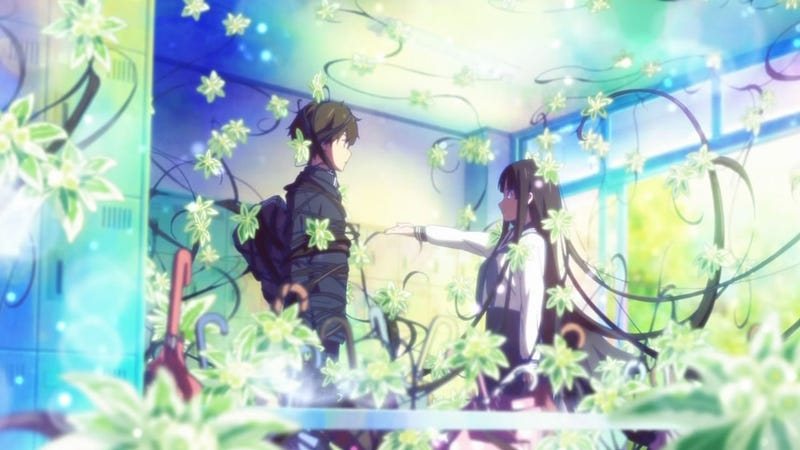 Illustration for article titled Ani-TAY - Hyouka Review