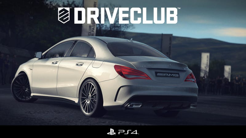 Illustration for article titled So about that DRIVECLUB PS Plus Edition