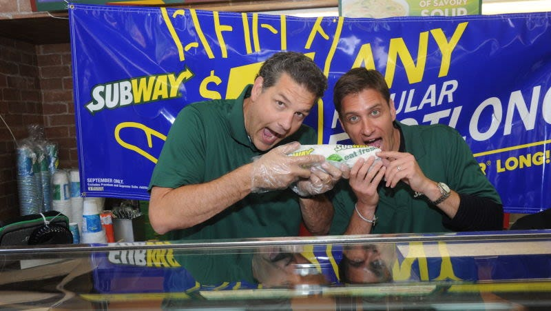 Illustration for article titled Mike & Mike, Now Mike And Mike, Reunite As Mikes To Celebrate Mike & Mike