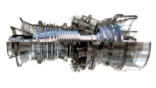 Illustration for article titled GE's New Flexible Gas Turbine: All the Power, None of the Waste