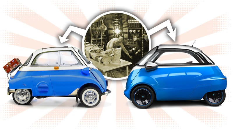 A Swiss Company Wants To Electrically Resurrect The Isetta