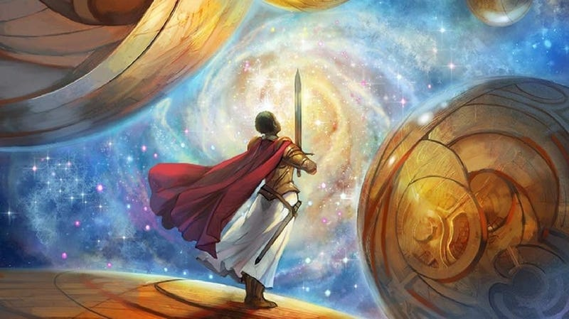 io9's Best Sci-Fi and Fantasy Books for October