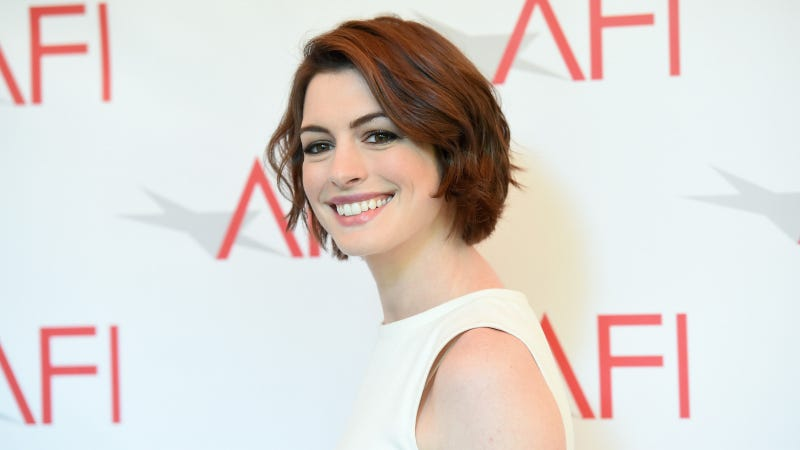 Anne Hathaway admits 'not trusting' female director