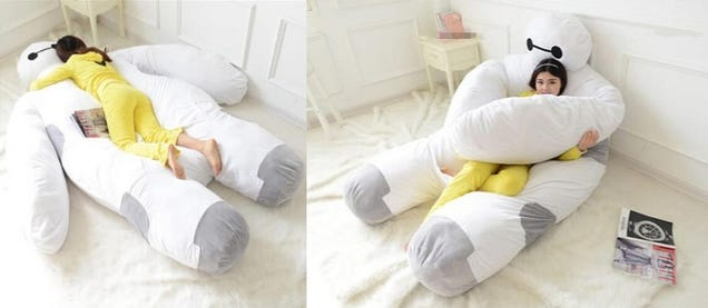 Baymax pillow