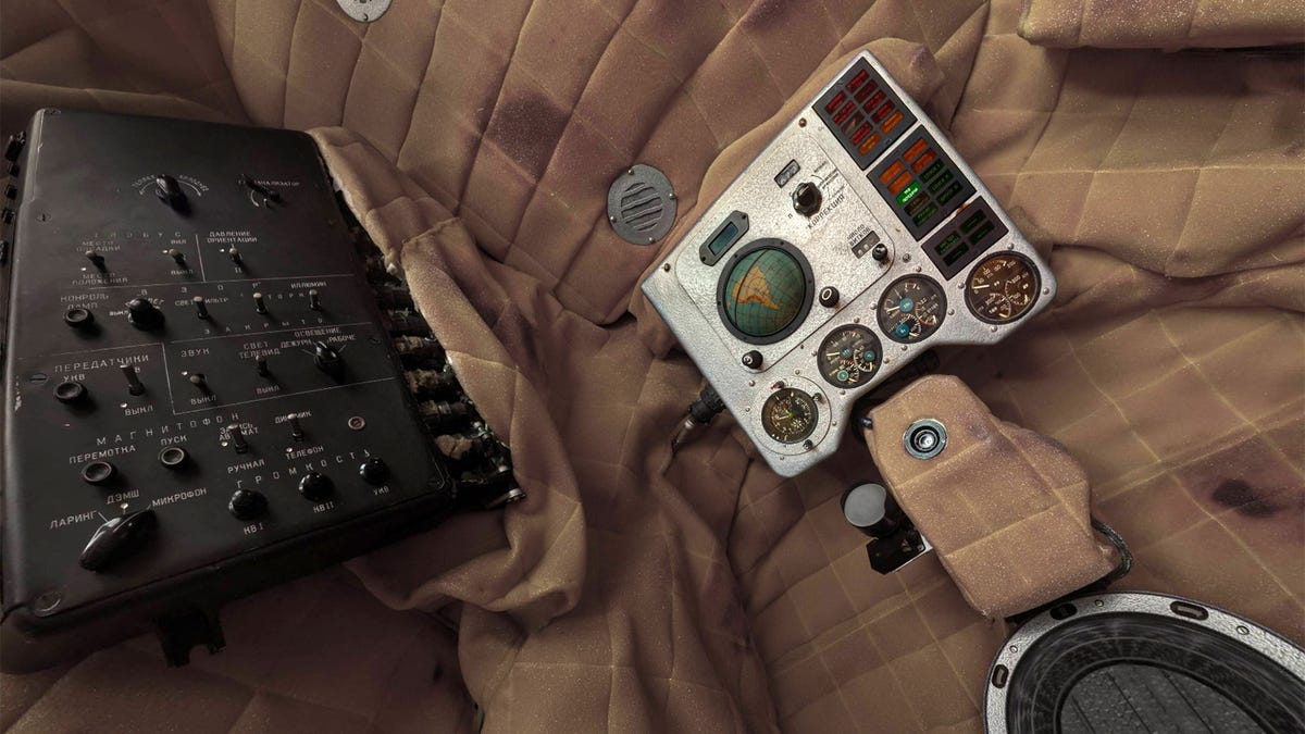 Here's How Spacecraft Dashboards Evolved, and Where They're