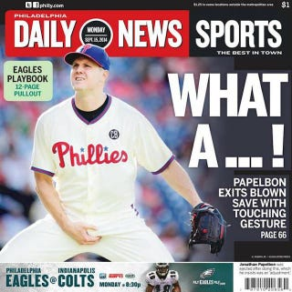 Illustration for article titled Papelboned: Dong Grab Earns Phillies Closer Seven-Game Ban