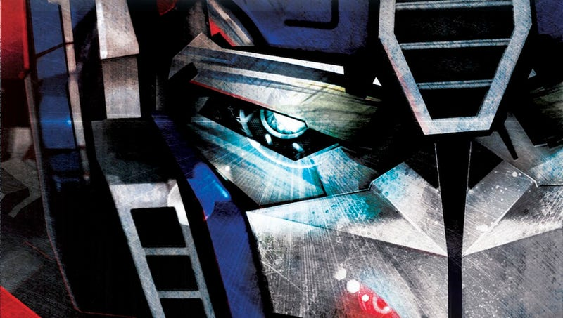 Illustration for article titled Read an exclusive preview of the new Transformers novel Retribution!