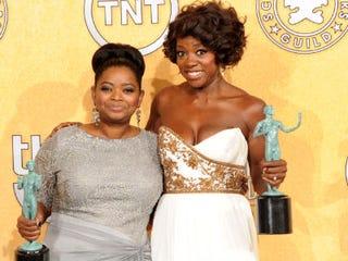 Octavia Spencer and Viola Davis (Jason Merritt/Getty Images)