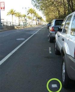"""Illustration for article titled San Francisco Set to Deploy """"Smart Parking"""" SFPark Wi-Fi System"""