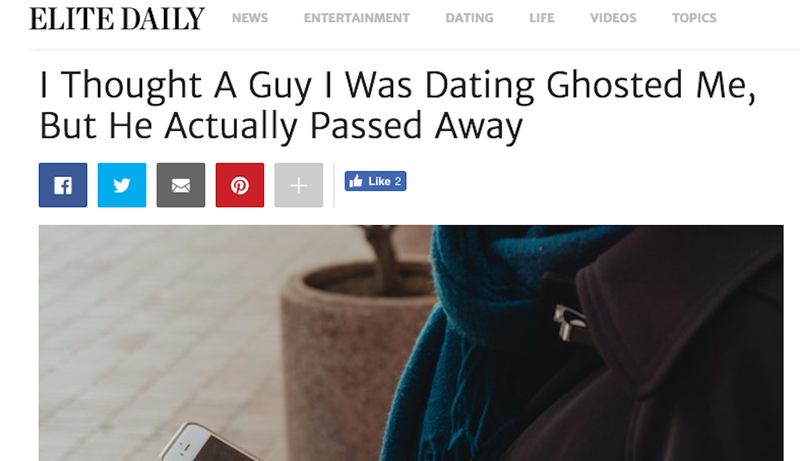 i thought this elite daily essay about a girl realizing her date  screenshot via elite daily
