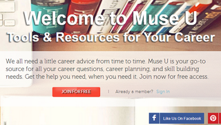 Illustration for article titled Muse U Offers Career Training Classes and Resources