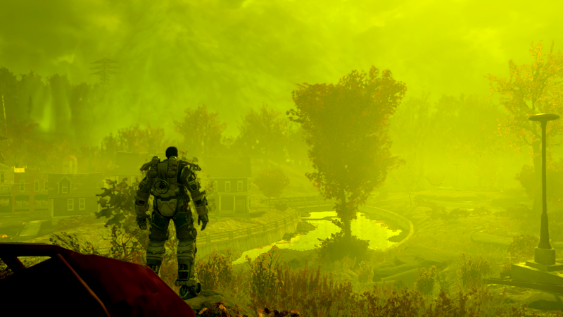 Fallout 76 Players Throw Up Their Hands At The Return Of