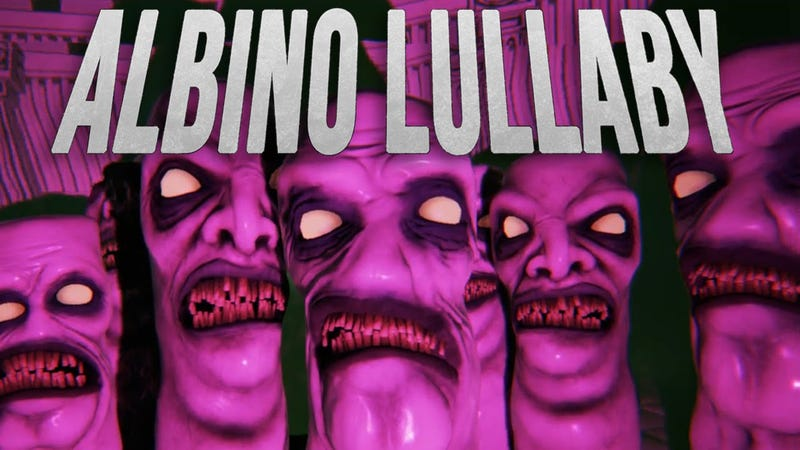 Illustration for article titled Albino Lullaby is a Deeply Underrated Hidden Gem Horror Game That Everyone Should Know About