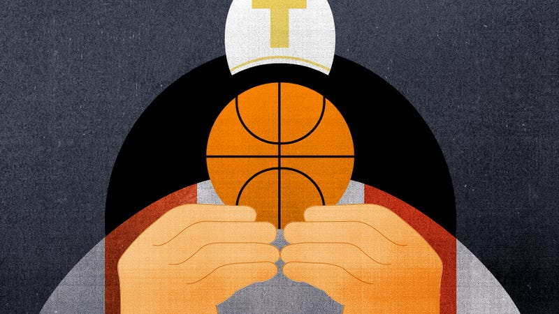 Illustration for article titled Will The Pope Save The Soul Of A D.C.-Area High School Basketball Team?