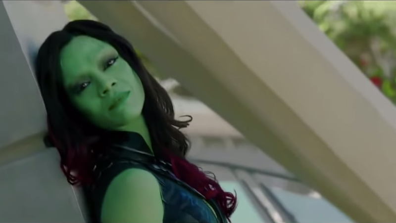 Illustration for article titled This deleted scene from Avengers: Endgame reveals a little more about Gamora's fate